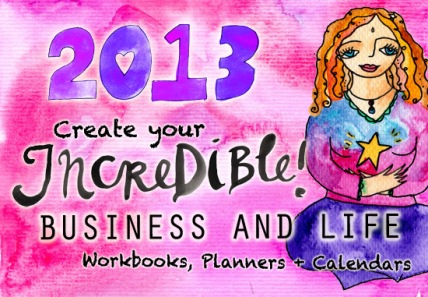 Leonie Dawson 2013 Workbook and Planner